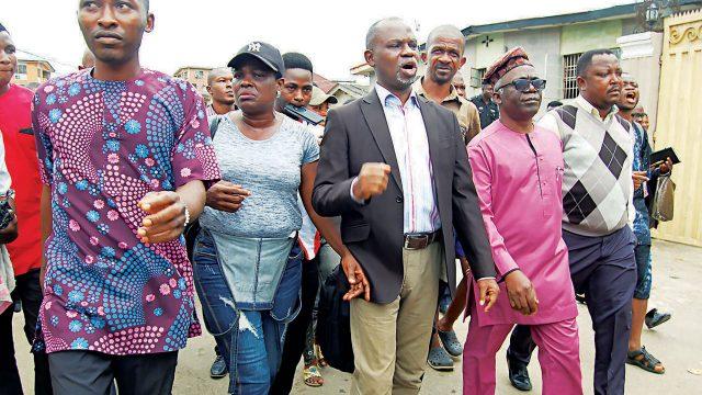 Ekweremadu assault, Soyinka, Falana confab raise fear of revolt - Guardian Nigeria