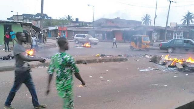 Police officer flees after killing man in Lagos - Guardian
