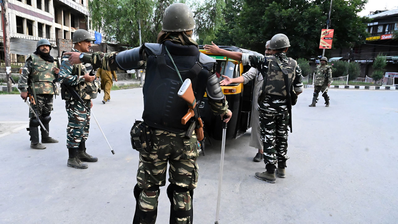 India says easing Kashmir restrictions 'in phased manner'