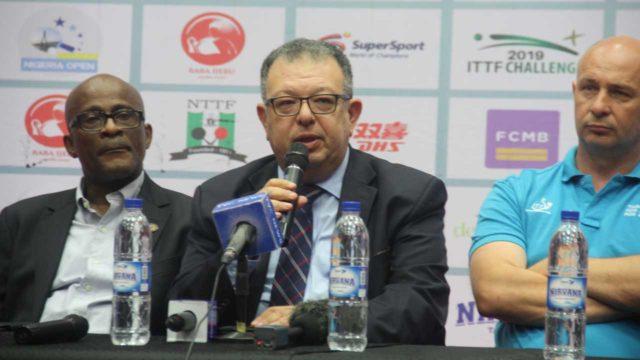 We want to make Challenge Plus Nigeria Open best in ITTF's calendar, says Tandoh - Guardian Nigeria