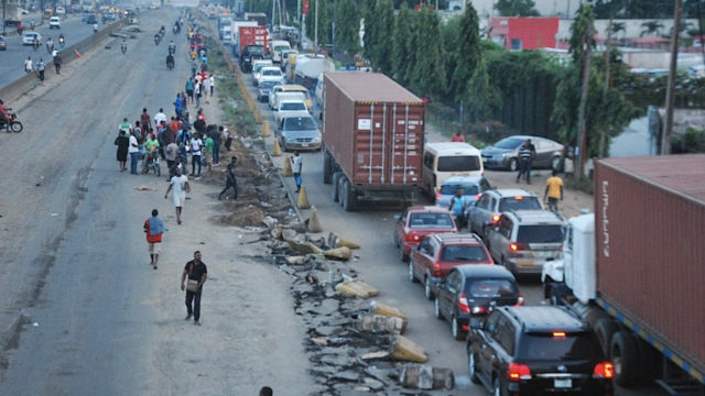 …Commences traffic diversion, as works intensify on Lagos-Badagry express way - Guardian