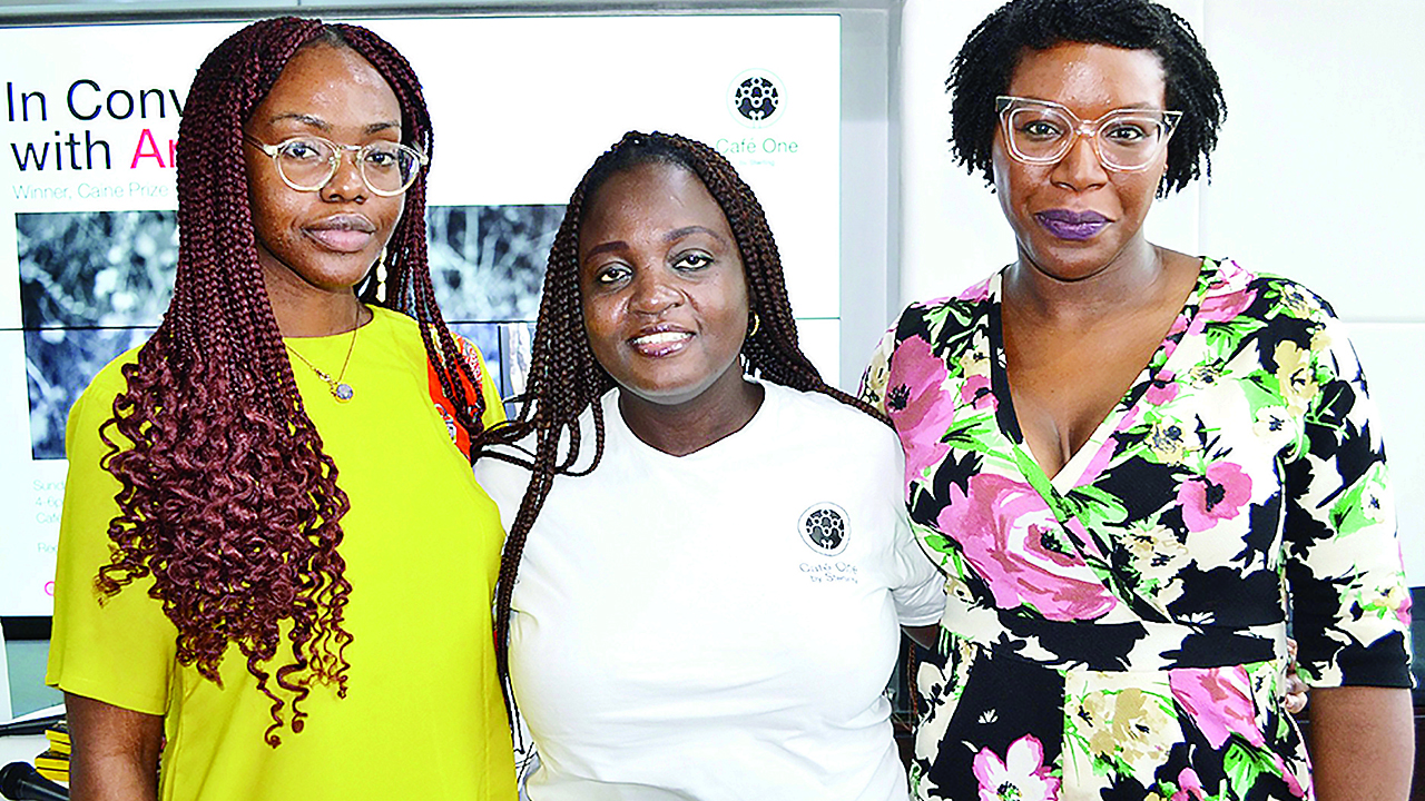 Digital centre hosts 2019 Caine Prize winner, Lesley Nneka Arimah