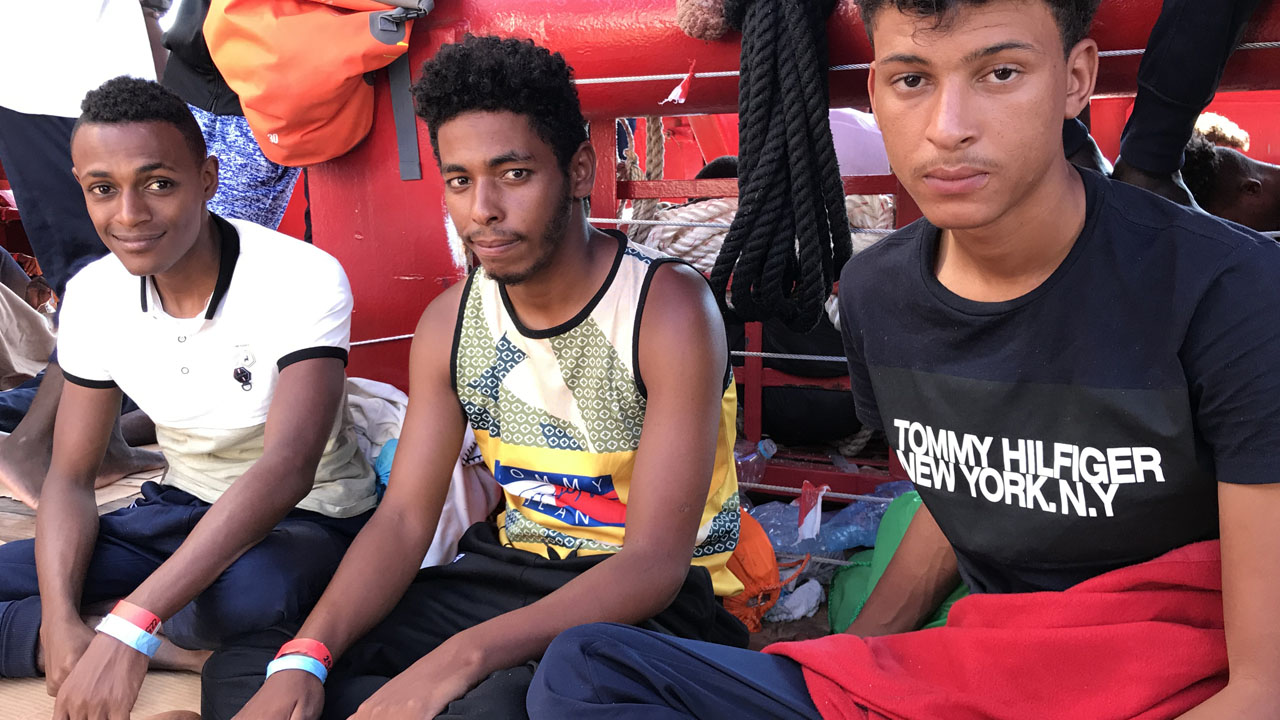 Young Libyans chose danger at sea over peril at home