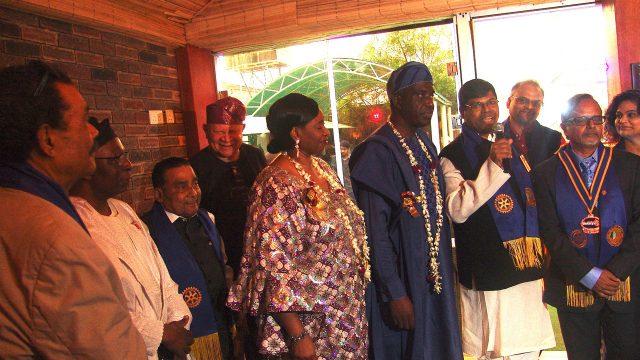 Rotary Club of Lagos Palmgrove Estate installs 12th president - Guardian