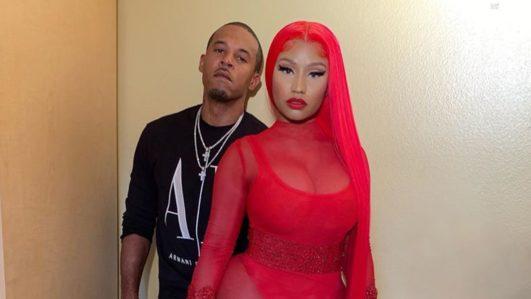 Nicki Minaj and Kenneth
