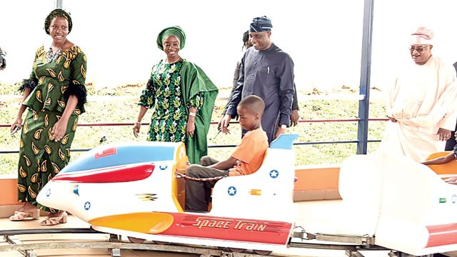 Lagos moves to tackle depression with recreational parks - Guardian