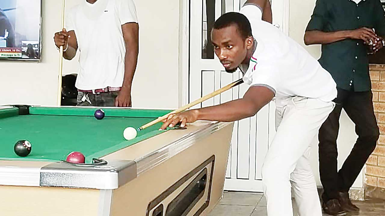 Nicon Town to host top pool players next week