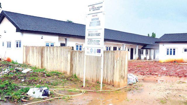Edo making shelters for returnee migrants - Guardian