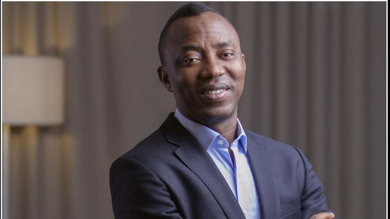 Sowore Narrated How He Was Maltreated In DSS Detention