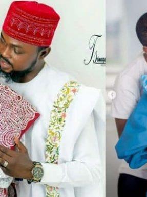 Toyin Abraham and Kolawole Ajeyemi