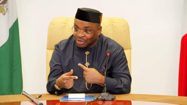 Akwa Ibom signs pact for development of estate - Guardian