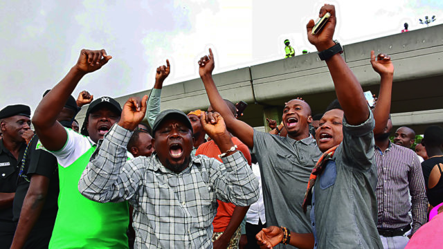 Outrage over crackdown on unarmed protesters - Guardian
