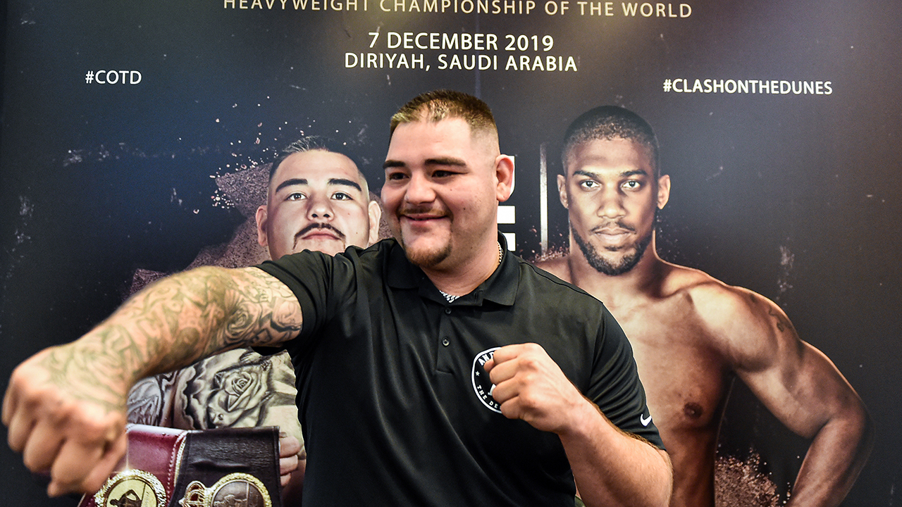 Ruiz to boxing defend title against Joshua