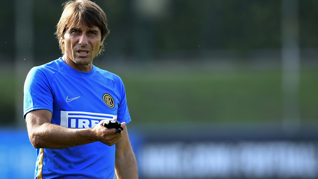 Conte demands patience in Inter's new style of play against Prague