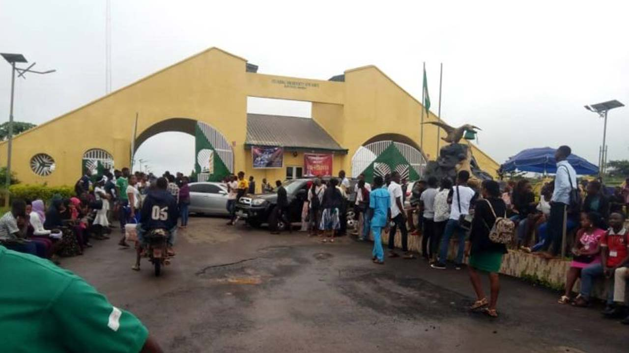 Ekiti NUJ condemns alleged attack on  journalists by  FUOYE workers
