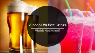 Alcohol vs Soft drinks