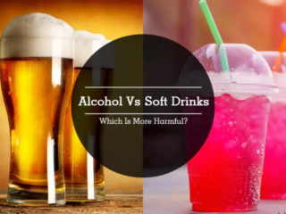 Alcohol vs Soft drinks