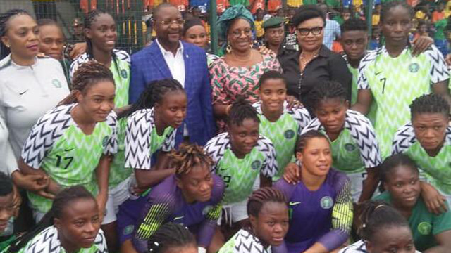 Sports Minister wants Falcons coach back for Tokyo 2020 qualifier