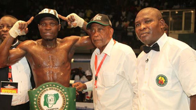 Fijabi, Ajegunle meat seller, wants to become Nigeria's first billionaire boxer - Guardian