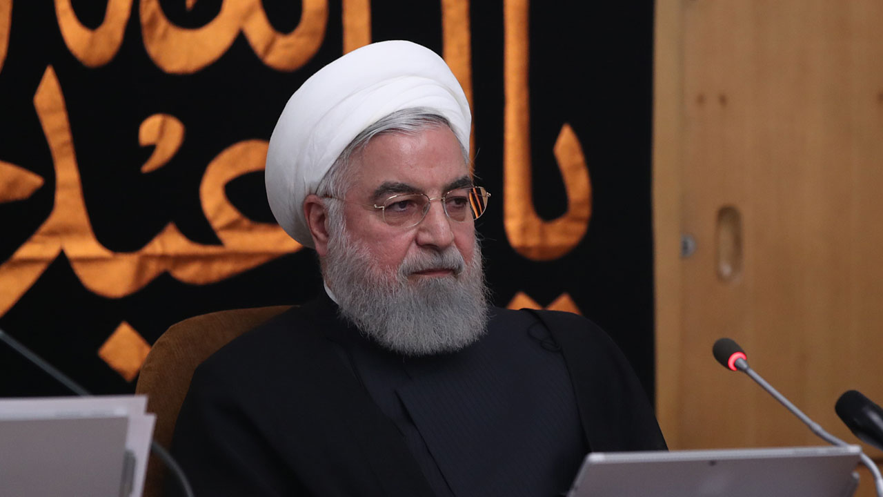 Rouhani says US 'warmongering' against Iran will fail