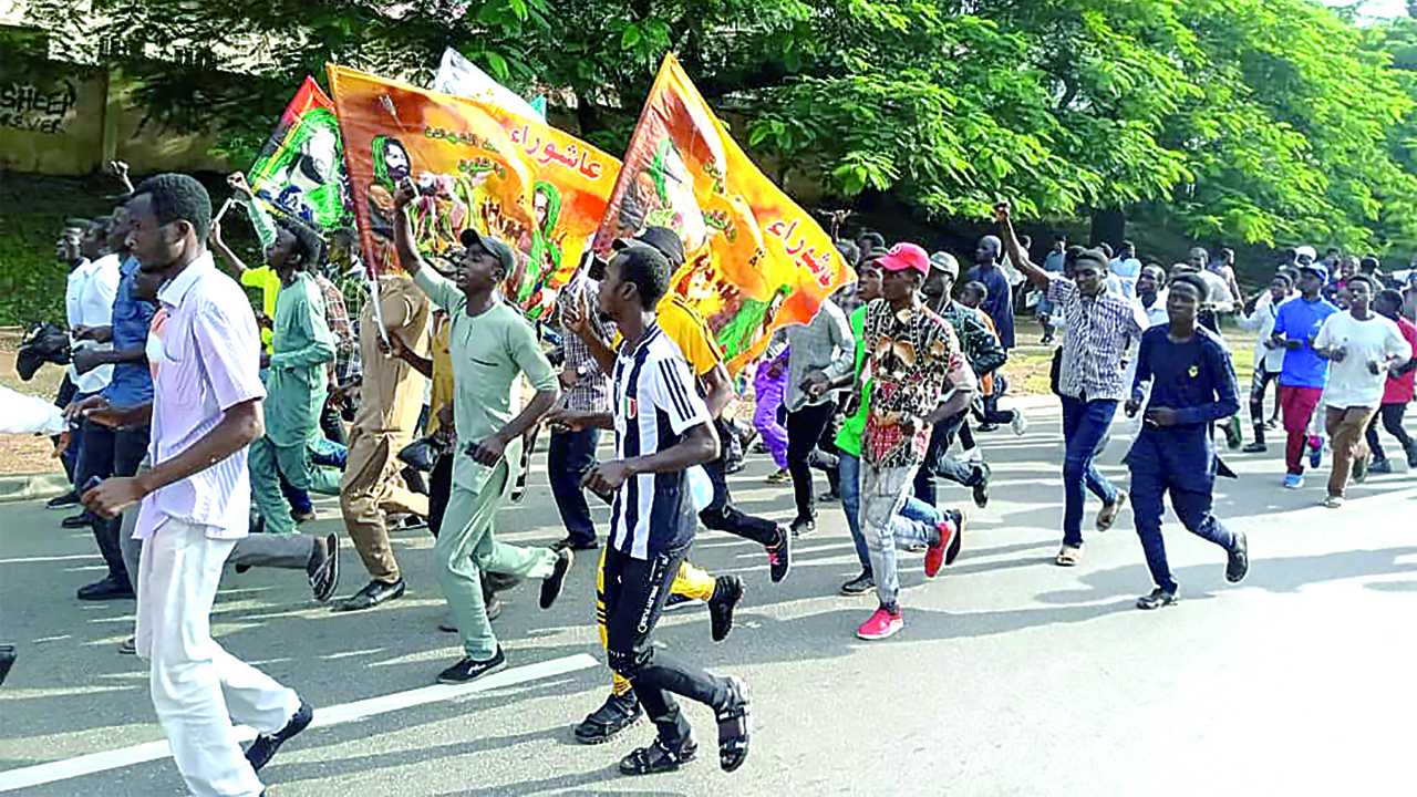 Shiites, police squabble over alleged killing of 12