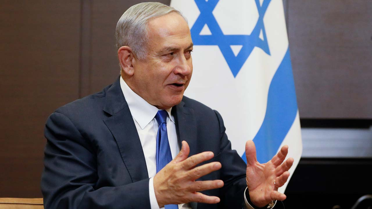 Mutual defence treaty with Israel under consideration, says Trump