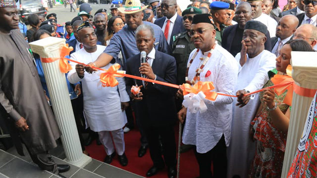 At Akwa Ibom's 32nd anniversary, Osinbajo predicts greater days for residents - Guardian