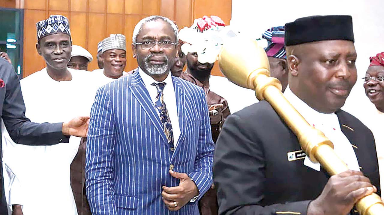 Image result for Gbajabiamila unveils Legislative Agenda for 9th Assembly
