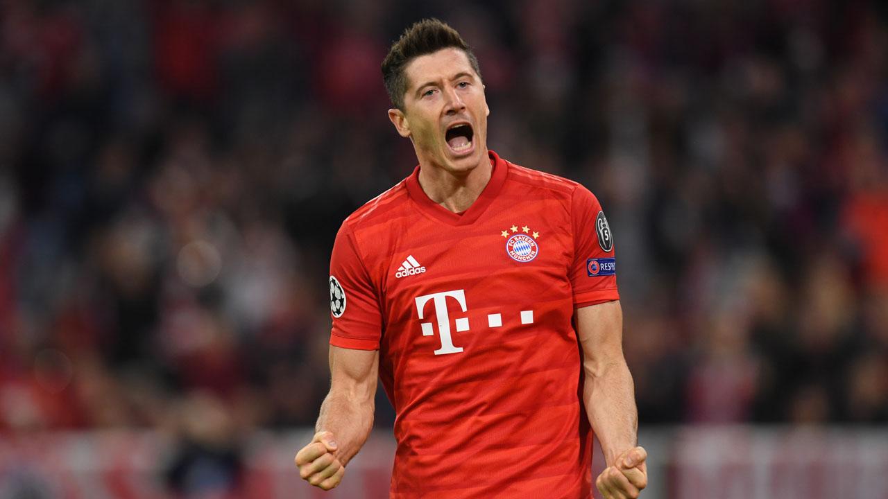 Lewandowski Out To Add To Dream Season Start For Bayern