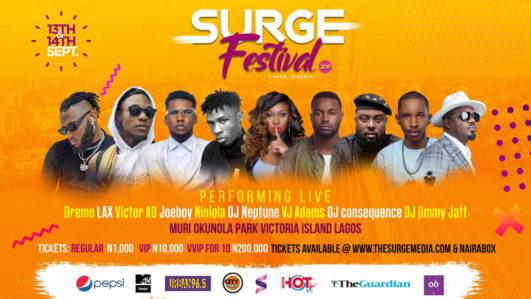 Surge Festival