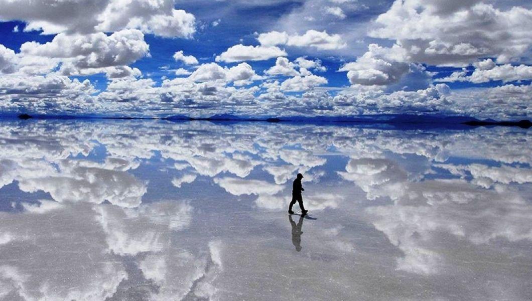 Salar De Uyuni Where To Find The World S Mirror Of God