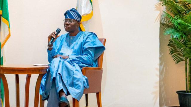Sanwo-Olu speaks against health impediments of girl child - Guardian