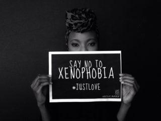 Say NoTo Xenophobia