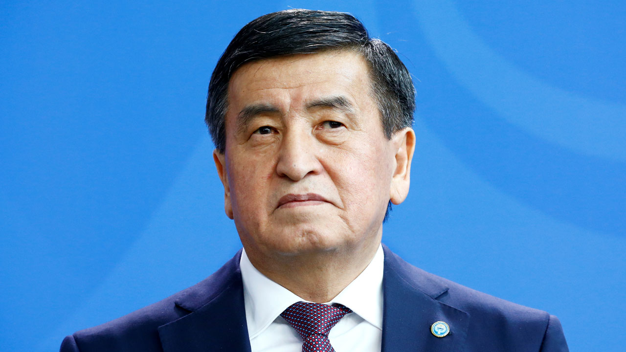 Ex-president leaves Kyrgyzstan as criminal case mulled