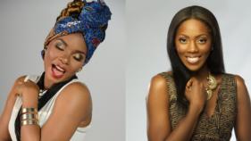 Yemi Aade and Tiwa Savage