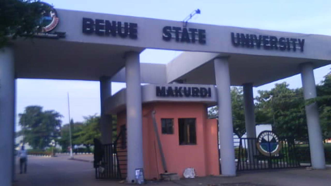 Main Entrance, Benue State University. Photo: Guardian