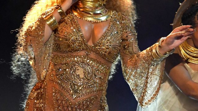 Beyonce Gets Emotional At Tyler Perry's New Studios