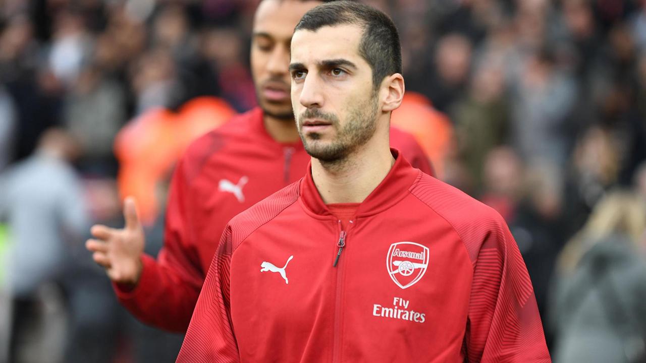 Mkhitaryan sees Napoli as right club after inactivity at Arsenal