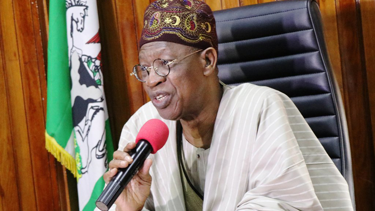 Image result for images of Lai Mohammed