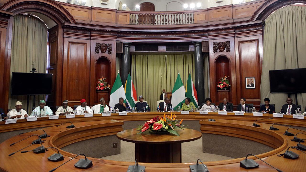 HURIWA faults Buhari's visit to South Africa, slams FG over Enugu Airport