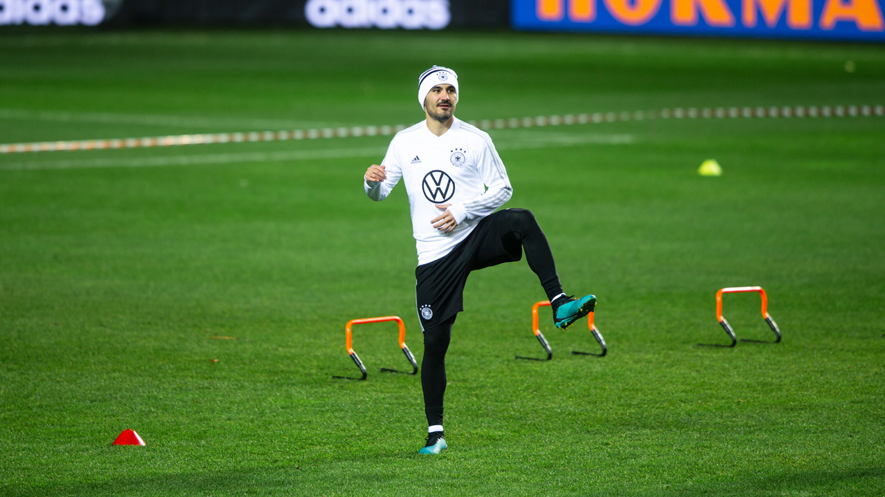 Gundogan angry at media criticism over Tosun 'like'