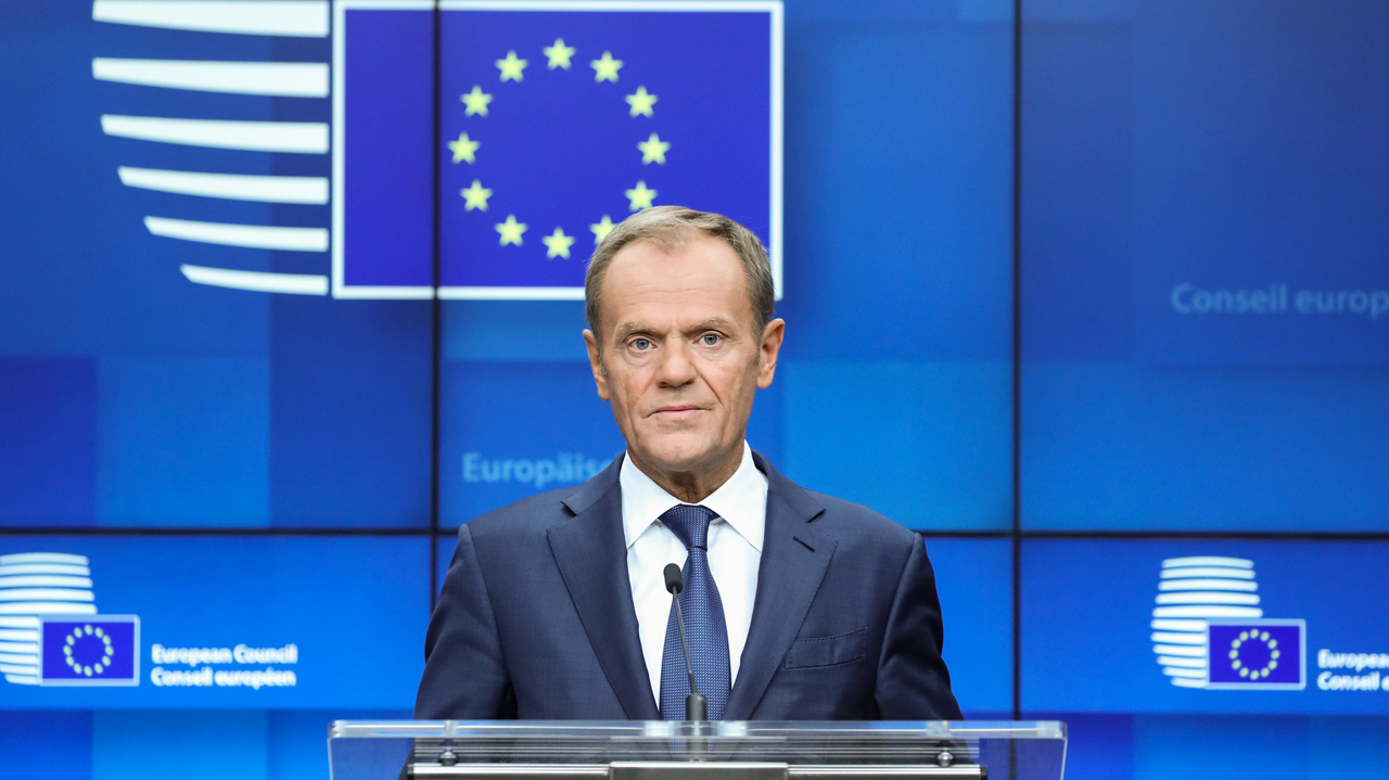 Johnson told Tusk he will send Brexit letter today