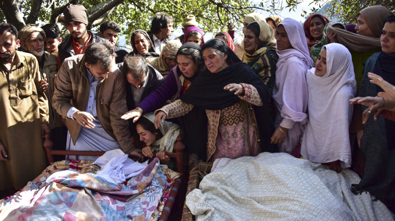 10 killed in fresh firing across Kashmir border | The Guardian Nigeria News - Nigeria and World News