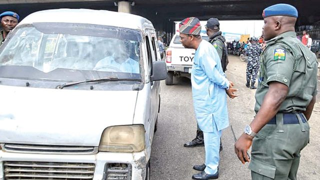 Lagos residents lament bad roads after viral video falsely claimed Sanwo-Olu drove against traffic - Guardian