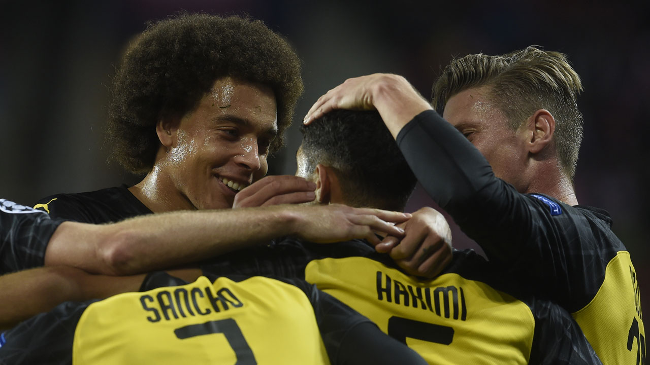 Dortmund told to get ruthless to stay in title race