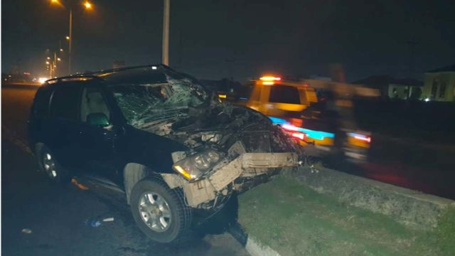 One dead, two injured in tollgate accident - Guardian