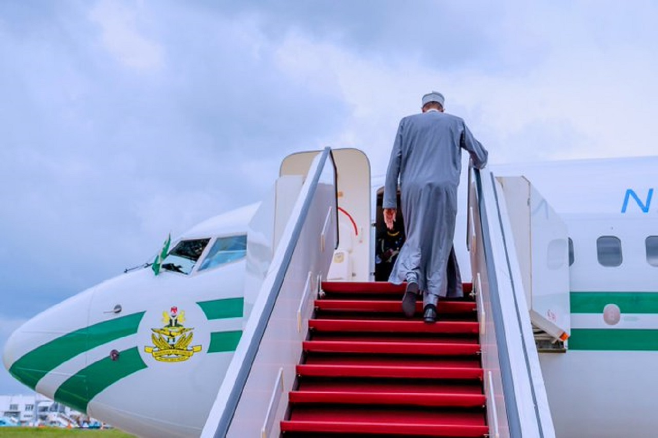 Buhari departs Nigeria for Russia | The Guardian Nigeria News - Nigeria and World News
