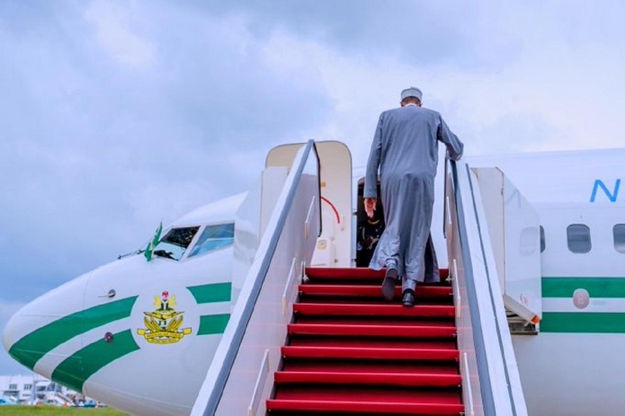 Buhari departs Nigeria for Russia | The Guardian Nigeria News - Nigeria and World News