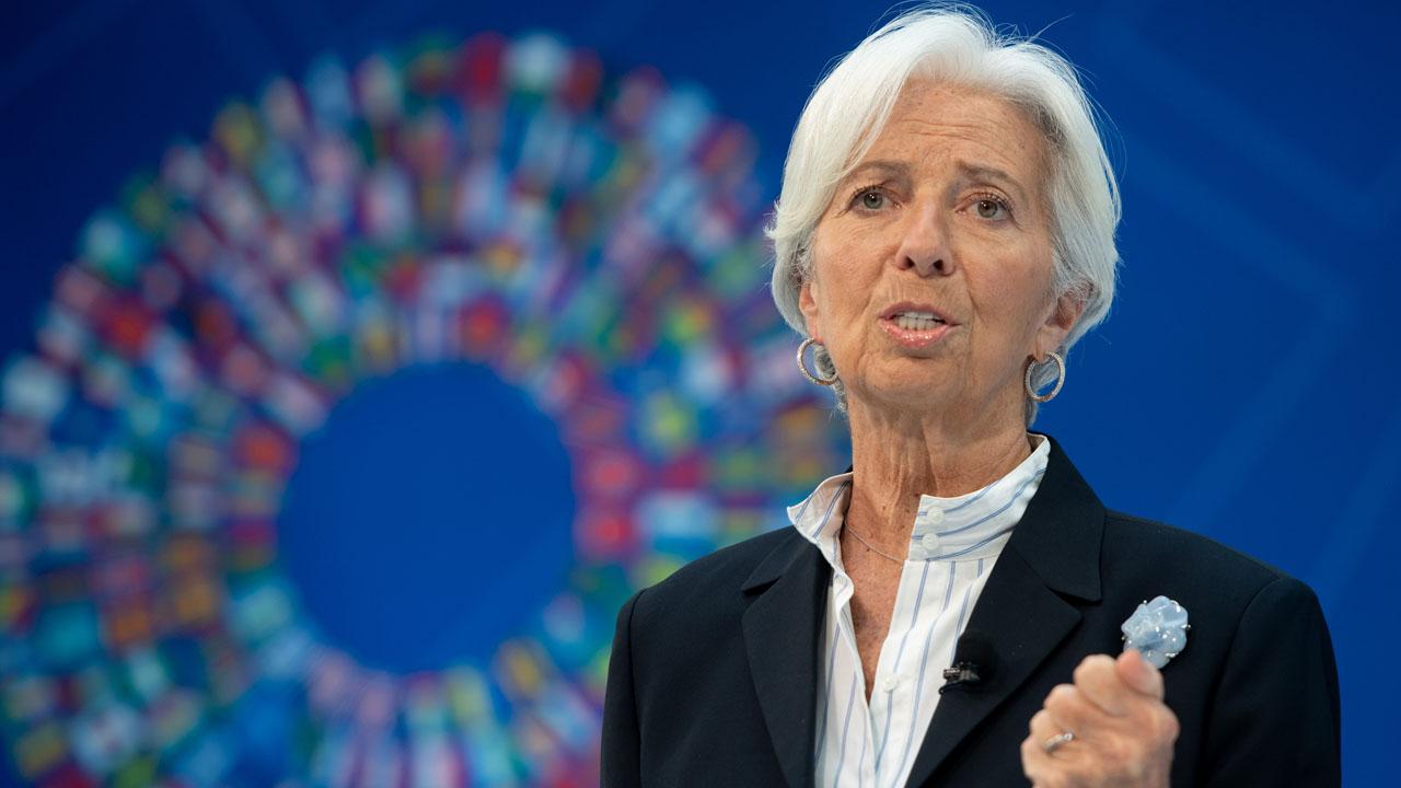Lagarde thanks EU leaders after ECB confirmation
