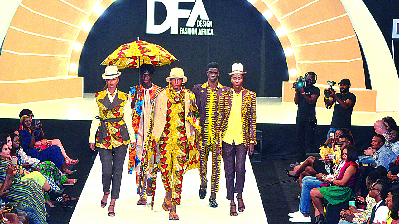 African Fashion Evolves As Dfa Empowers Young Designers Saturday Magazine The Guardian Nigeria News Nigeria And World News